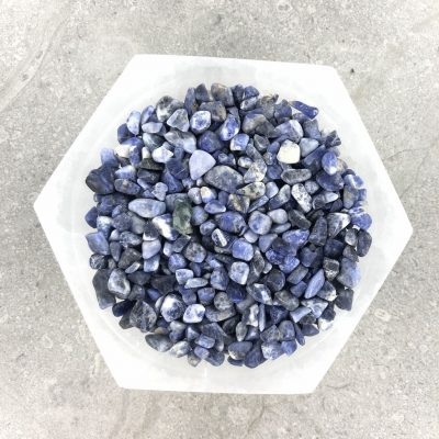 Sodalite | Crystal Chips | Sacred Earth Crystals | Wholesale Crystal Shop | Brisbane | Australia