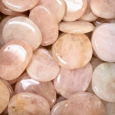 Morganite | Smooth Stones | Sacred Earth Crystals | Wholesale Crystal Shop | Brisbane | Australia