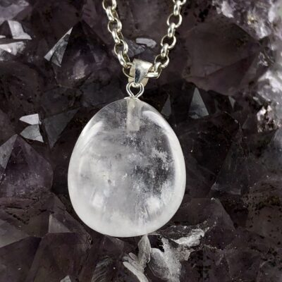 Clear Quartz | Pendant | Sacred Earth Crystals | Wholesale Crystal Shop | Brisbane | Australia