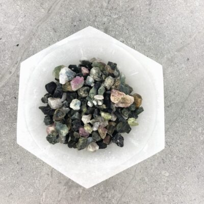 Mixed Tourmaline | Crystal Chips | Sacred Earth Crystals | Wholesale Crystal Shop | Brisbane | Australia
