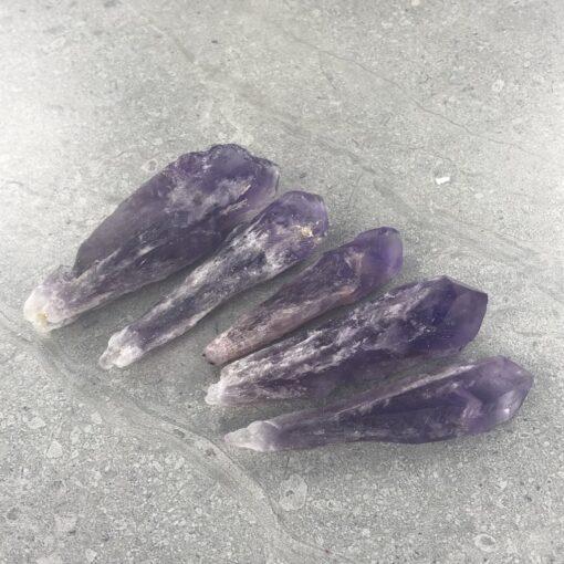 Amethyst | Elestial 100gram bag | Sacred Earth Crystals | Wholesale Crystal Shop | Brisbane | Australia