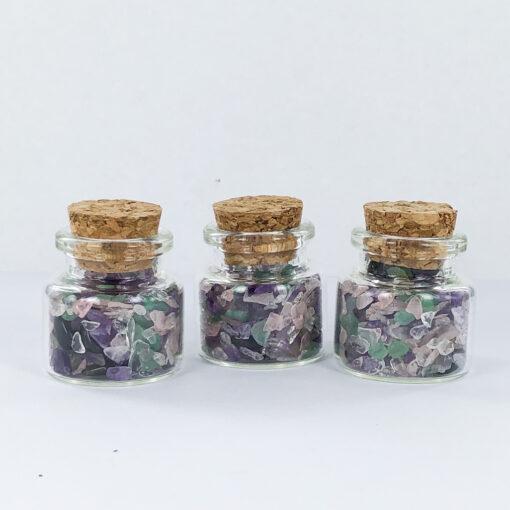 Mixed Fairy Sprinkle   Jars  Sacred Earth Crystals   Wholesale Crystals   Brisbane   Australia
