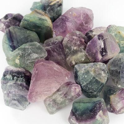 Rainbow Fluorite | Rough | Sacred Earth Crystals | Wholesale Crystals | Brisbane | Australia