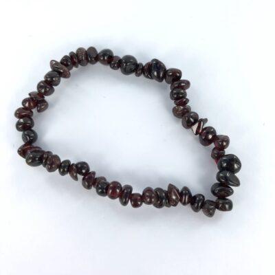 Garnet | Chip Bracelet | Sacred Earth Crystals | Wholesale Crystals | Brisbane | Australia