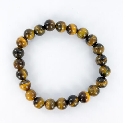 Golden Tiger Eye   8mm Bracelet   Sacred Earth Crystals   Wholesale Crystals   Brisbane   Australia