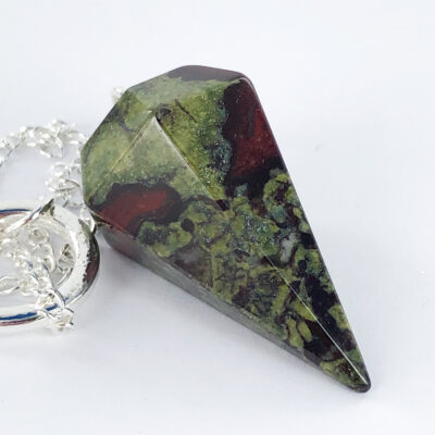 Dragons Blood Jasper   Pendulum   Sacred Earth Crystals   Wholesale Crystals   Brisbane   Australia
