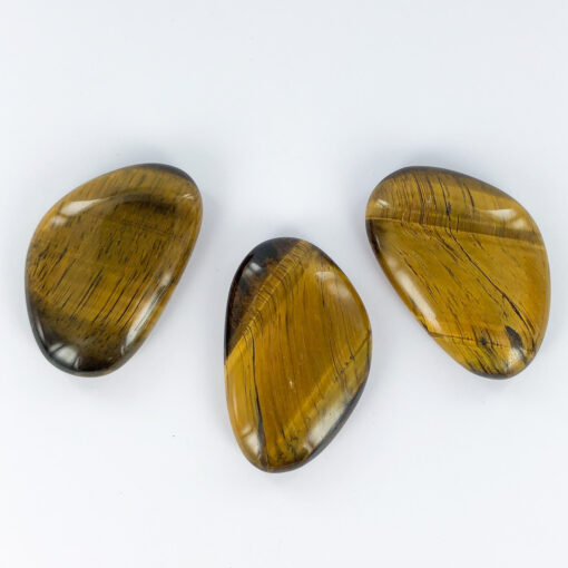 Golden Tiger Eye | Smooth Stone | Sacred Earth Crystals | Wholesale Crystals | Brisbane | Australia